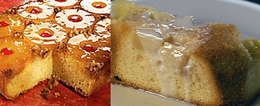 Pineapple Upside Down Cake Two Ways — Beginner and Expert