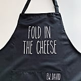 """Fold in the Cheese"" Apron"
