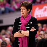 Basketball Coach Muffet McGraw Silenced the Room When She Called Out Inequality in Sports