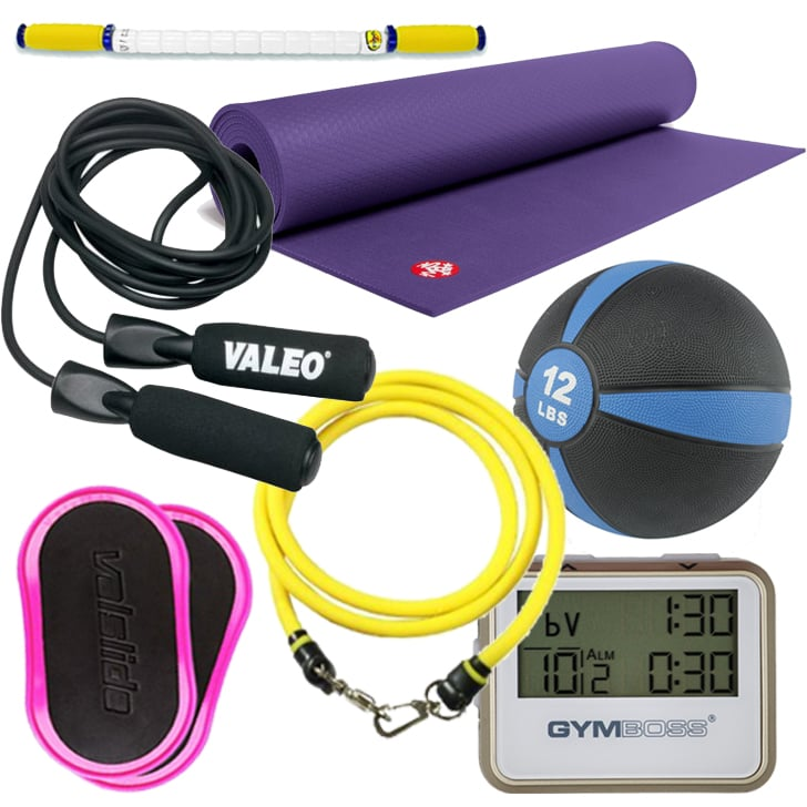 Build Your Home Gym With These Essentials