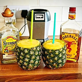 These Fireball Margaritas Are About to Light Up Your Summer