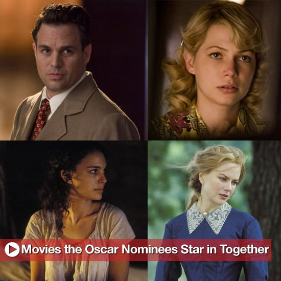 Movies the Oscar Nominees Have Been in Together 2011-02-08 08:31:44