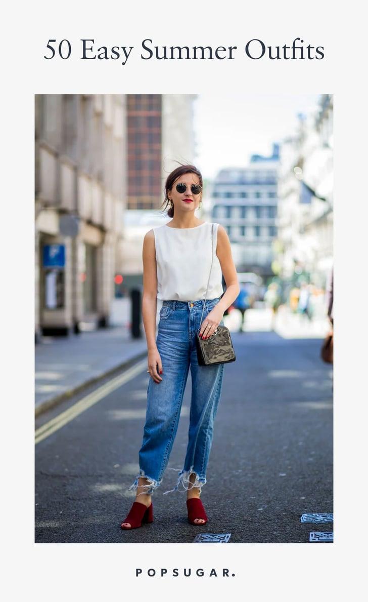 1efc4ac8b121 Easy Summer Outfit Ideas