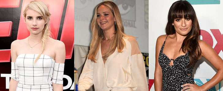 Celebrities on the Red Carpet at Comic-Con 2015