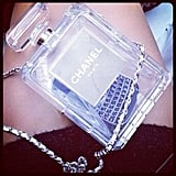 This just may be the most amazing Chanel bag ever! Source: Instagram user smashleybell