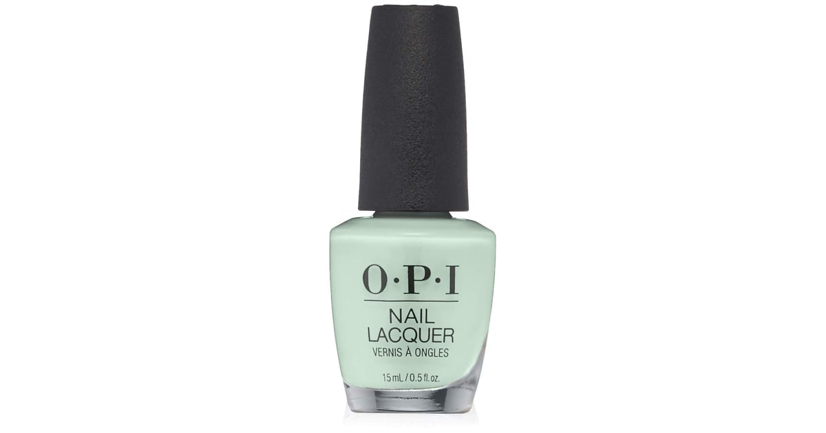 OPI Nail Lacquer in This Cost Me a Mint | Best Pastel Nail