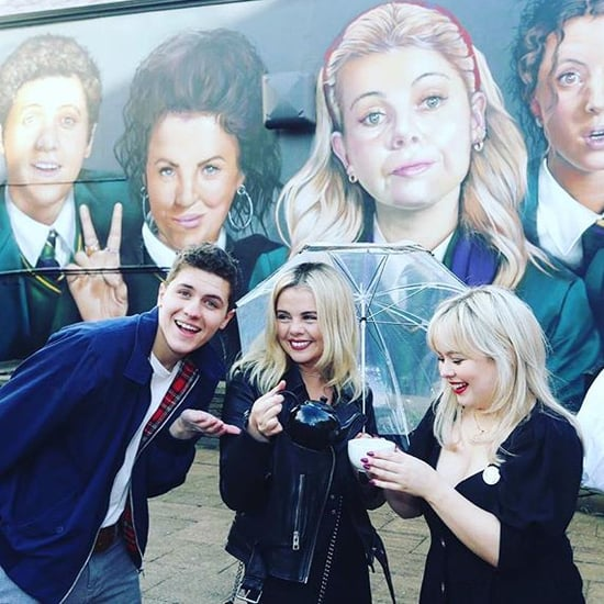 Derry Girls Cast Instagram Photos