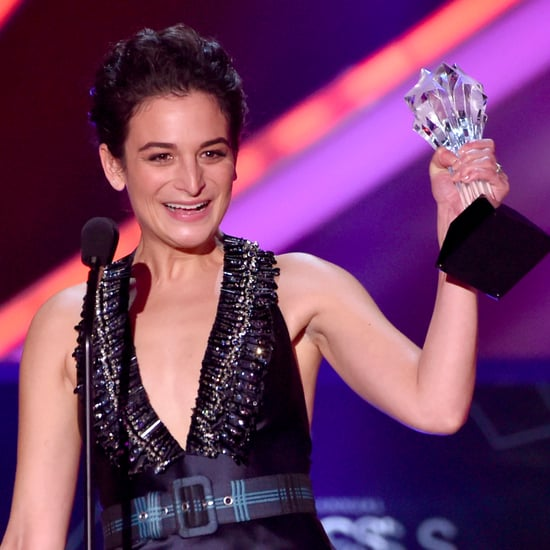 Jenny Slate's Speech at Critics' Choice Awards