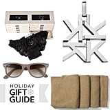 Finally, a gift guide for that person who likes nothing but chic, streamlined pieces.