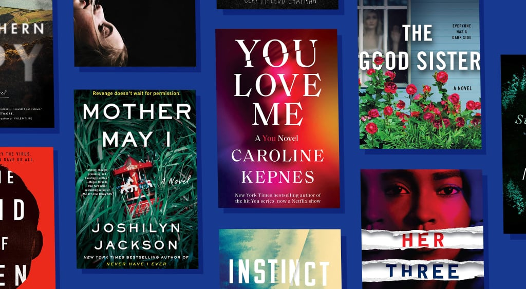 Best New Mystery and Thriller Books of April 2021