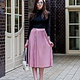 Be Pretty in Pink, With a Simple Top