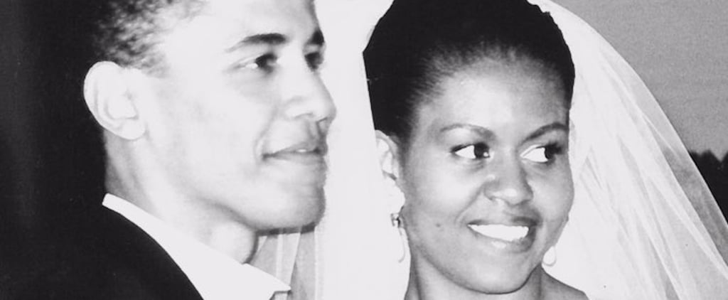 Michelle and Barack Obama Anniversary Messages 2017