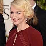 Naomi Watts at the Golden Globes 2013 | Pictures