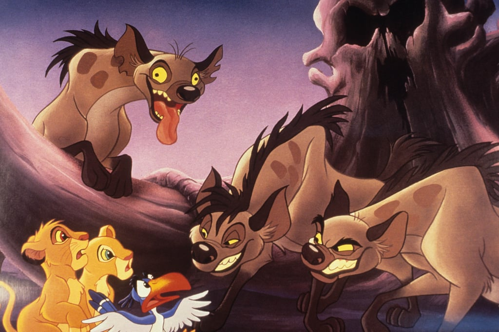 Who Plays the Hyenas in The Lion King 2019?