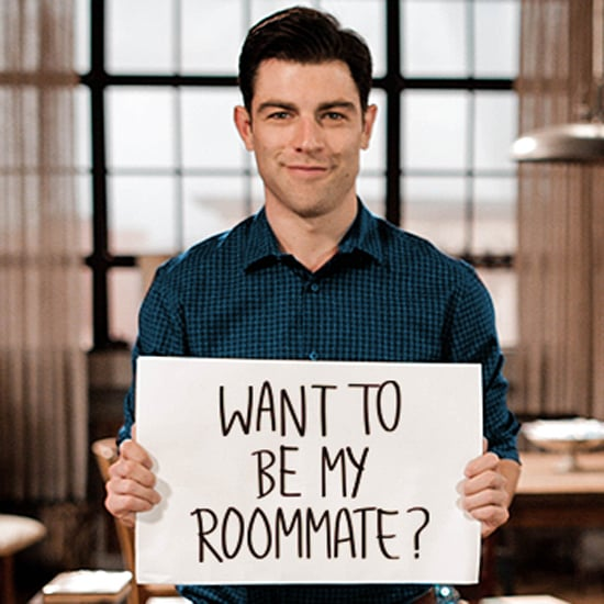 Enter to Be Max Greenfield's Roommate on the New Girl Set