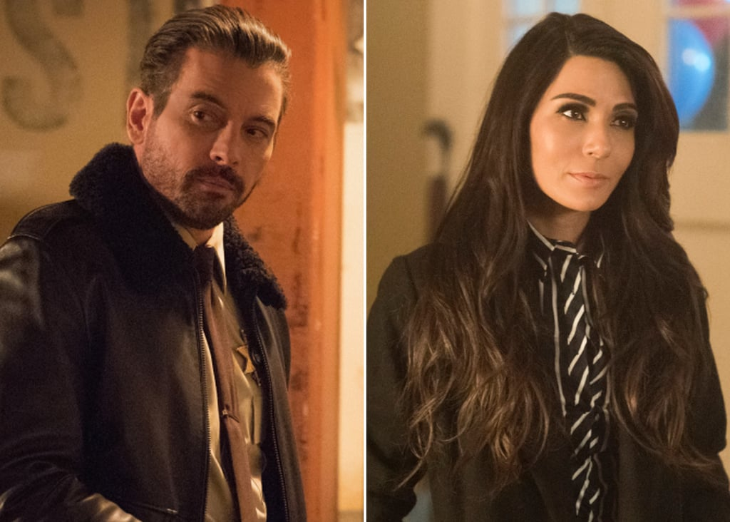 Skeet Ulrich and Marisol Nichols to Exit Riverdale on The CW
