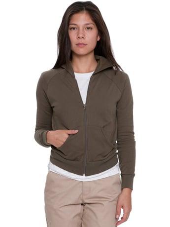 California Fleece Zip Hoody ($38)