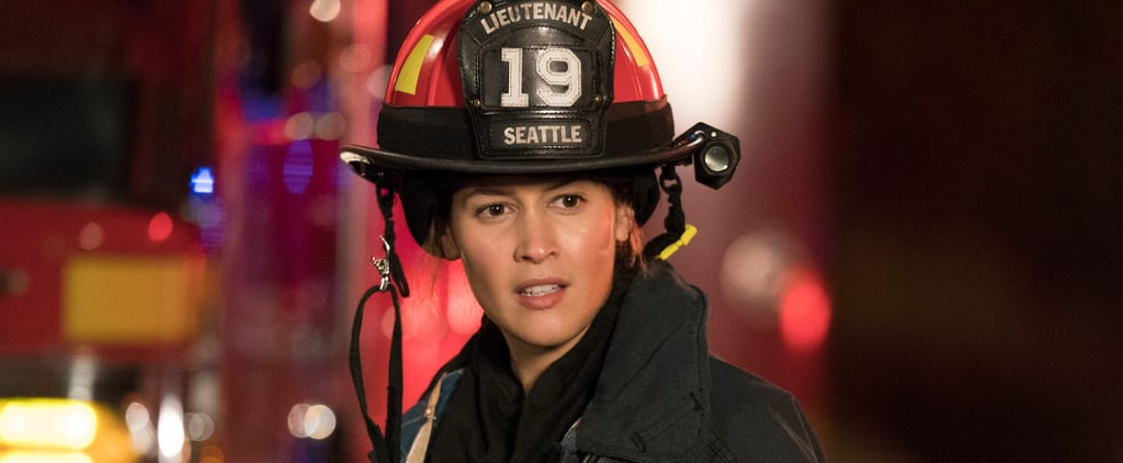 Meet Andy Herrera, Shondaland's Latest Badass Female Lead