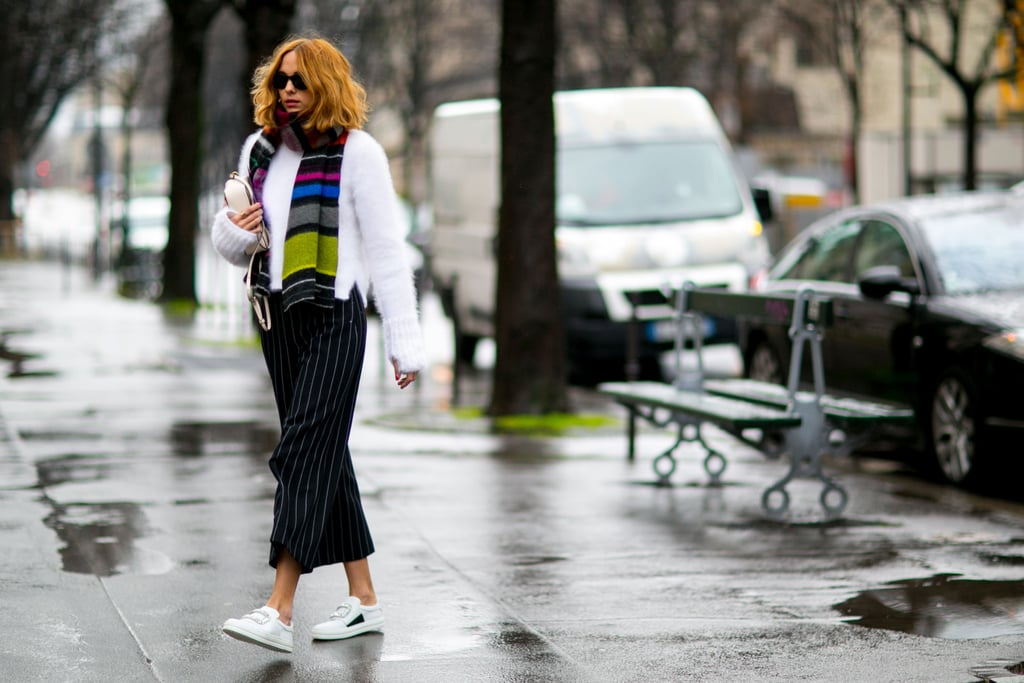 Paris Fashion Week Street Style Fall 2016
