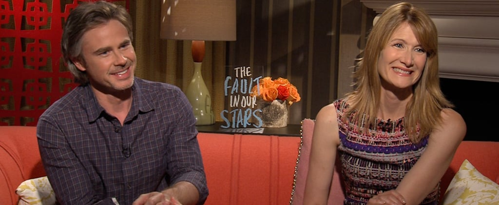 Laura Dern Interview For The Fault in Our Stars
