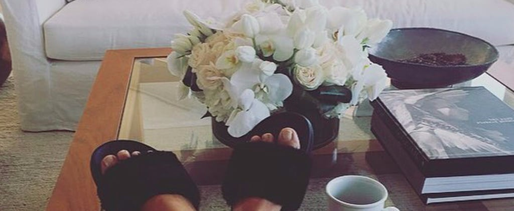 Cindy Crawford's Flowers