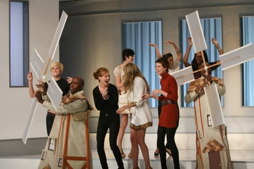 Memorable Moments of America's Next Model Cycle 11