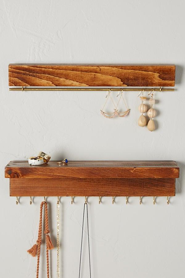 Hanging Jewelry Organizer ($42)