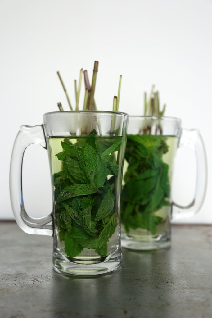 Relax With Herbal Tea (Hot or Iced!)