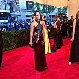 Alicia Keys share this photo as she hit the red carpet in her Jason Wu gown. Source: Twitter user aliciakeys