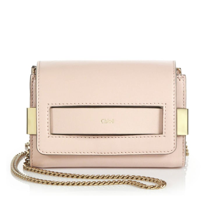 Chloé Elle Mini Chain Clutch ($790)