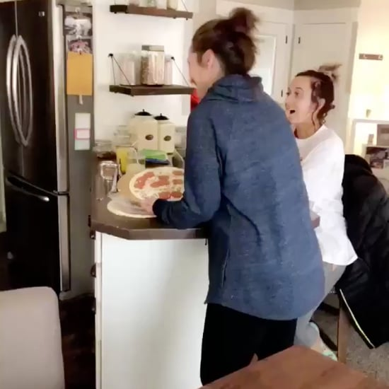 Video of New Mom Drinking For First Time Since Pregnancy