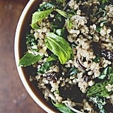 """Everything"" Salad: Quinoa, Raisins, Pine Nuts, and More"