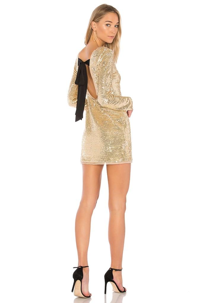 Rachel Zoe Racko Sequin Mini Dress