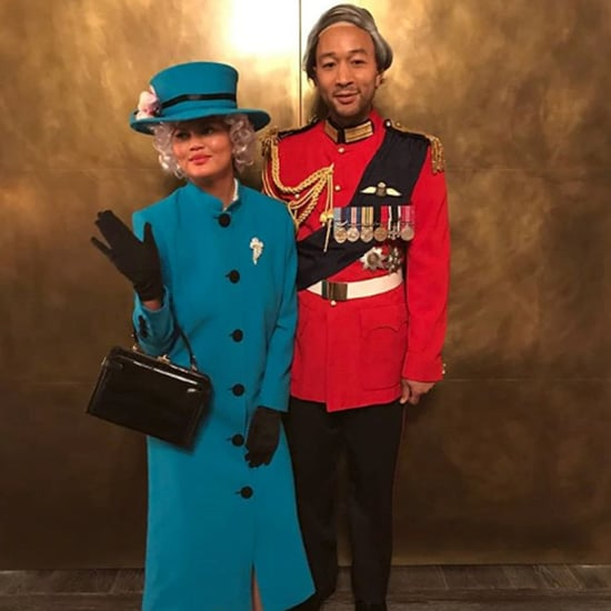 Chrissy Teigen and John Legend Royal Halloween Costumes 2018