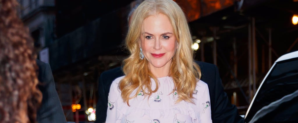 5 Minutes With Nicole Kidman and an Obsession Is Born