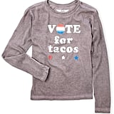 Vote For Tacos Tee