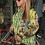 Beyoncé Maintains Her Manicure as Jay-Z Gives a Peek at Watch the Thone