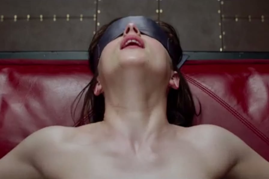 Is there sex in 50 shades of grey