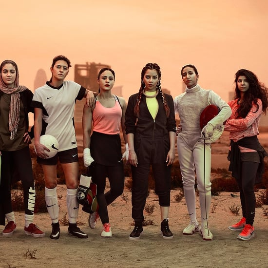 Nike Campaign Celebrates Spirit of Arab Women February 2017