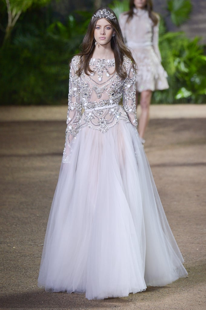 The Best Couture Wedding Dresses For Spring 2016 | POPSUGAR Fashion UK