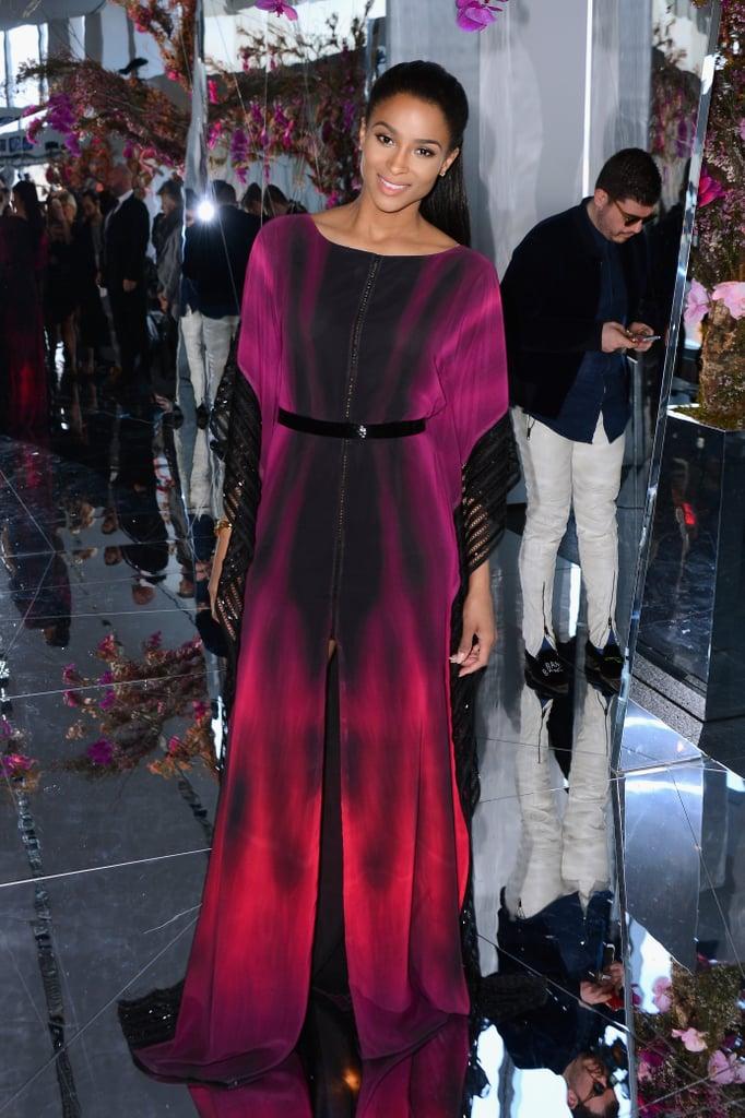 Ciara at NYFW