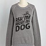 Fur Our Conversation Sweatshirt ($50)