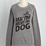 Fur Our Conversation Sweatshirt