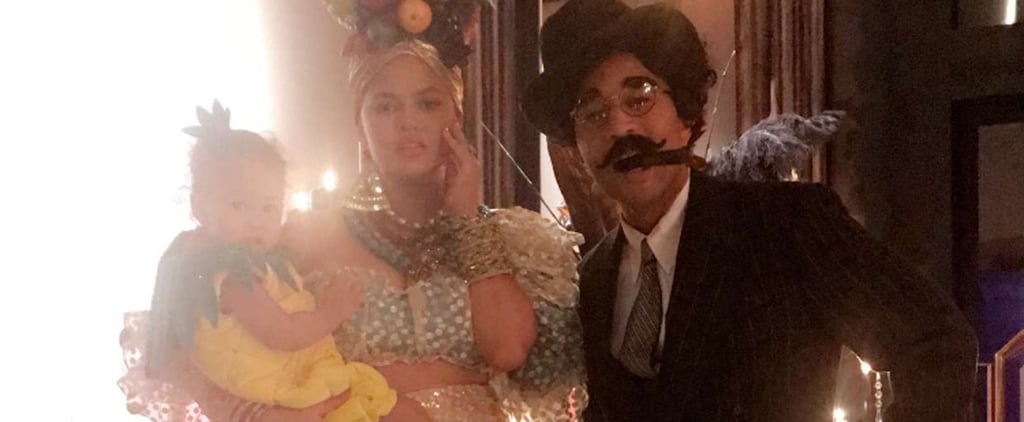 Chrissy Teigen and John Legend Halloween Costume 2017