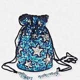 From St. Xavier Confetti Stars Drawstring Bag ($80, originally $160)