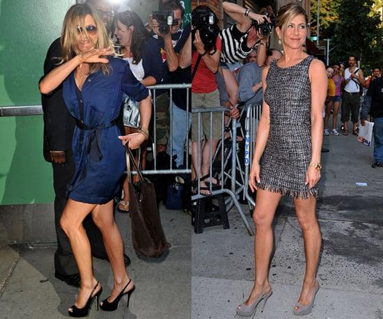 Photos of Jennifer Aniston in New York