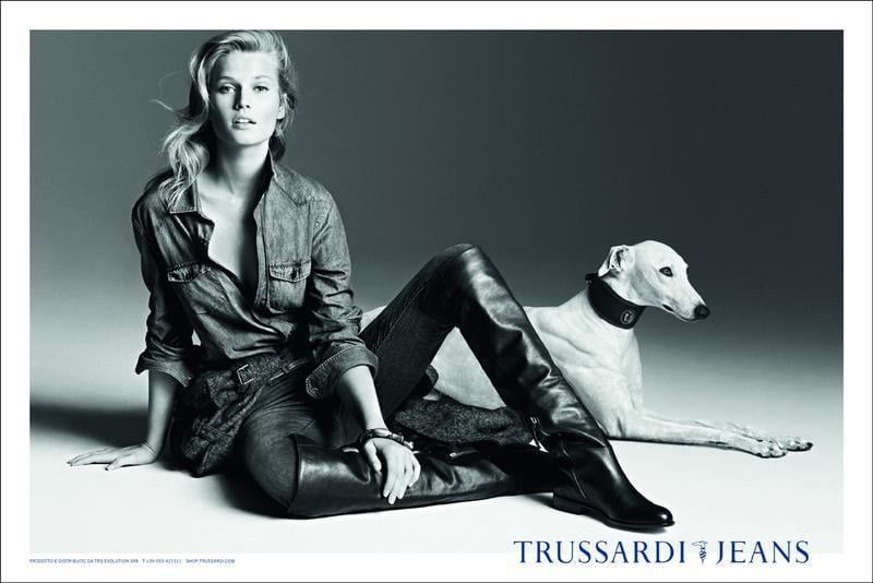 Trussardi Jeans Fall 2012 Ad Campaign