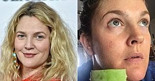 Drew Barrymore Used Aloe Vera to