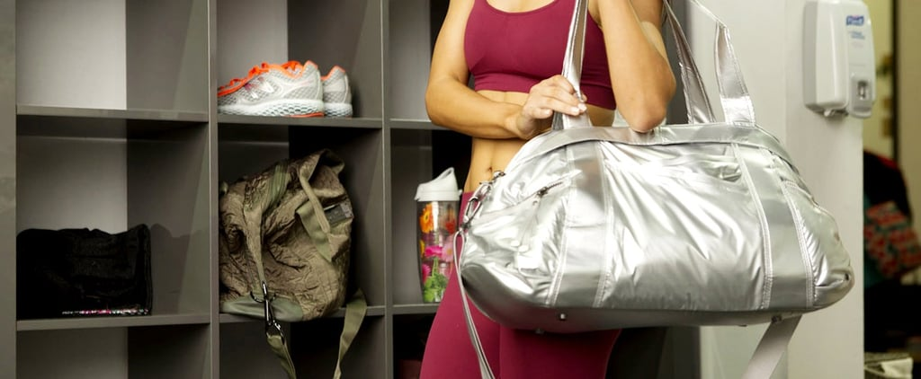 How to Keep Your Gym Bag From Smelling