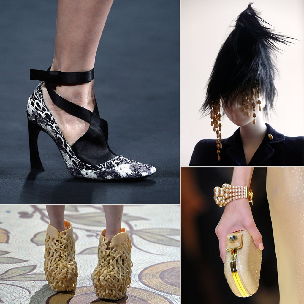 All The Accessories At 2013 Fall Haute Couture Fashion Week
